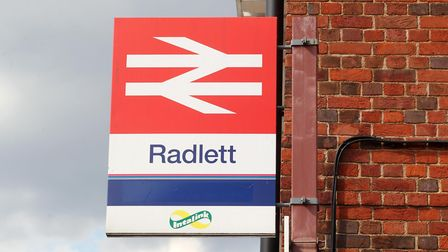 Radlett is less than half an hour from London St Pancras by train. Picture: Harry Hubbard