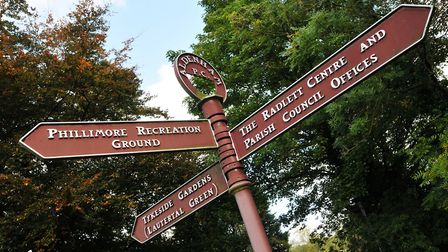 There's plenty to see and do in Radlett. Picture: Danny Loo.