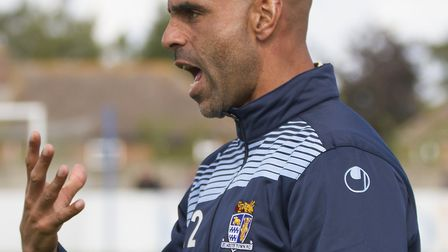 St Neots Town have identified the man they want to succeed Matt Clements as manager. Picture: CLAIRE