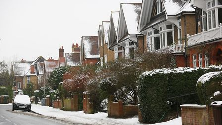 Clarence Road, St Albans. Picture: DANNY LOO