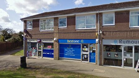 The incident took place at Best One, in Sawtry. Picture: GOOGLE