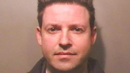 Anthony McGrath, of St Albans, has been jailed after staging a burglary and committing mortgage frau