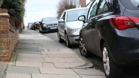 Woodstock Road North has also been affected by displaced parking following the introduction of the C