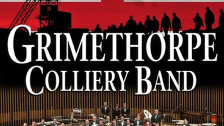 The Grimethorpe Colliery Band will play Harpenden Public Halls.
