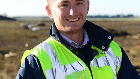James Lambert is commercial manager for Bellway Eastern Counties