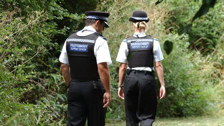 Police crack down on burglary in day of action