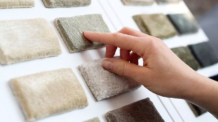 Carpet can be both chic and cosy - but it's best avoided in kitchens and bathrooms. Picture: Thinkst