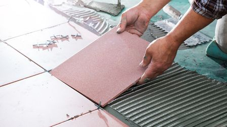 Tiles are the bathroom surface of choice for generations of homeowners. Picture: Thinkstock/PA