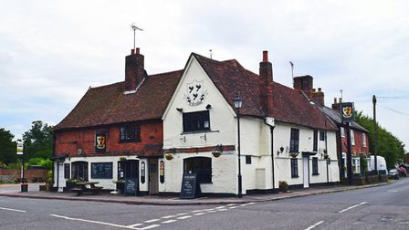 The Three Blackbirds, Flamstead. Picture: Archant