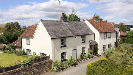 Flamstead has many historic homes. Picture: Archant