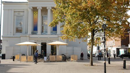 St Albans Museum + Gallery exceeded its targets for its first seven months of operation. Picture: St