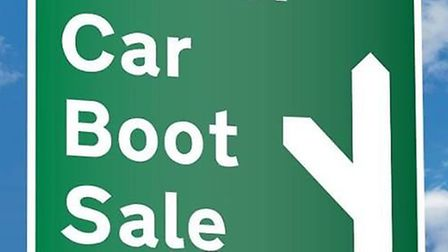 There are car boot sales at Huntingdon Racecourse and the Burgess Hall this weekend