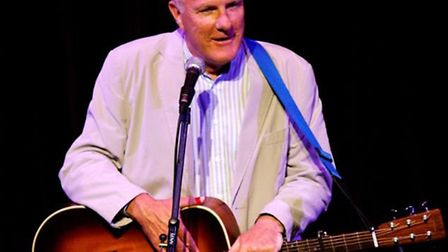 Richard Digance is at the St Neots Folk Club