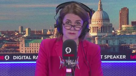 TalkRadio's Julia Hartley-Brewer couldn't get a straight answer from a hard Brexiteer MP on Boris Jo
