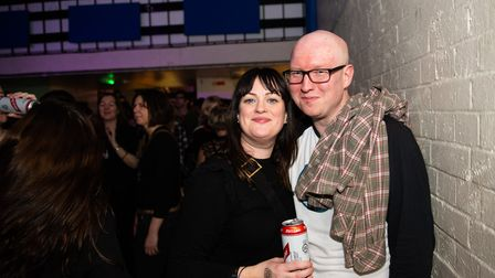 Common People charity indie night at The Pioneer Club in St Albans - photo by Mark Sims - http://mar