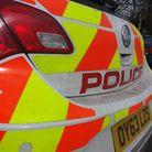 Police are dealing with a crash on the A505 at Baldock.