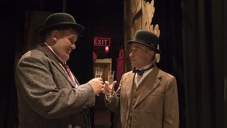 Stan and Ollie is showing at Saffron Screen