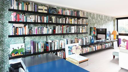 Based in St Albans, ON&ON offer a huge range of shelving solutions. Picture: ON&ON