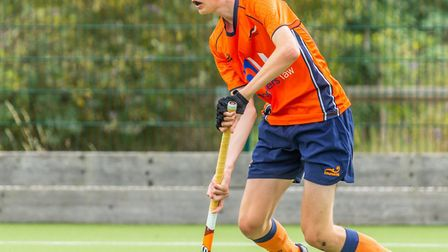 St Albans Hockey Club's Luke Kennedy. Picture: Chris Hobson Photography