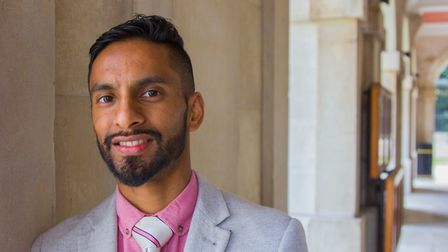 Bobby Seagull will be the special guest at the screening of The Man Who Knew Infinity as part of the