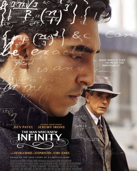 The Man Who Knew Infinity will be screened as part of the new Cambridge Film Festival presents 'A F