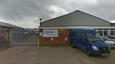 Blancomet Recycling UK in St Albans has been allowed to continue recycling waste metal. Picture: Goo