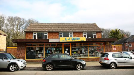 EJ Smith Hardware is open daily. Picture: DANNY LOO