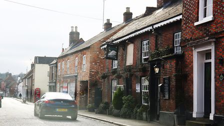 The Swan, High Street, Markyate. Picture: DANNY LOO