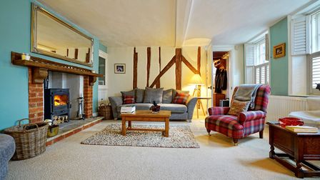 Character features include exposed beams and brickwork. Picture. Giggs & Bell