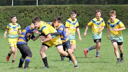 St Albans Centurions are looking to expand their junior section for this season.
