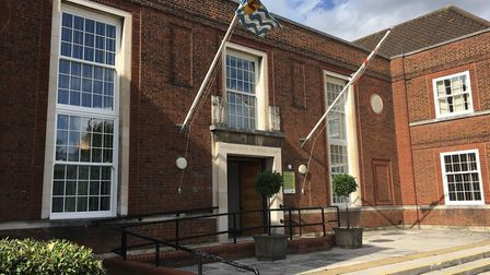 The Old Courthouse in Hatfield where the inquest was held. Picture: Chris Flanagan.