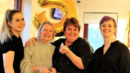 The Melbourn Hub has celebrated five years of serving the community. Picture: Clive Porter