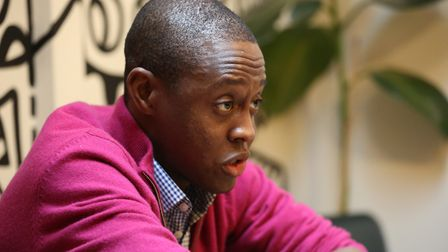 Hitchin and Harpenden MP Bim Afolami is taking paternity leave for his third child. Picture: DANNY L