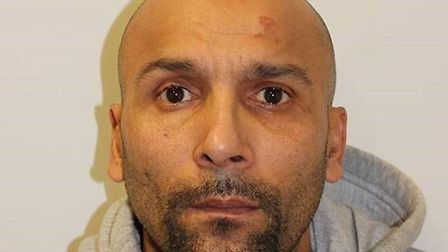 Petre Romeo Cazan stole lead from churches in Cottered, Foxton and Meldreth. Picture: Cambs police
