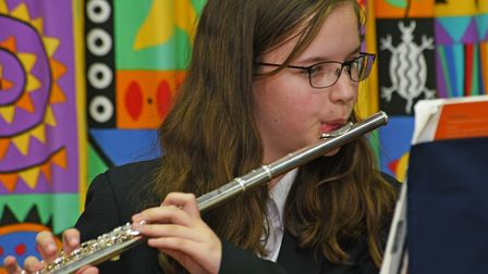 Rotary Club Young Musician competition. Picture: ARCHANT