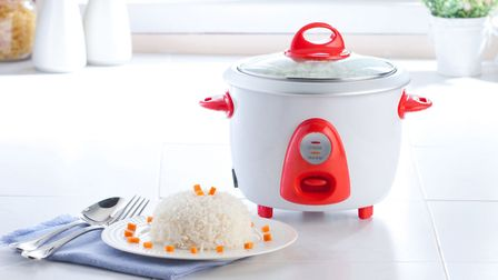 9. A rice cooker: Give your friends the greatest gift of all - the ability to enjoy a chicken and ri