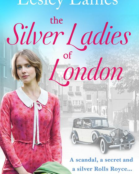 Lesley Eames' The Silver Ladies of London is up for the The Goldsboro Books Historical Romantic Nove
