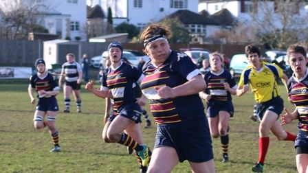 OA Saints are through to the semi-final of the Intermediate Cup after a 27-5 win over Sutton & Epsom