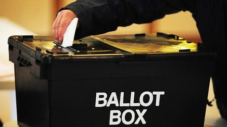 An election will be held in St Neots for the ward of Eaton Ford.