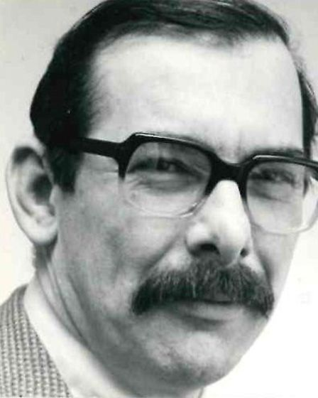 John Manning when he worked at the Herts Ad.