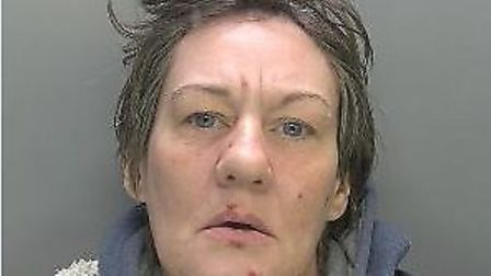 The court heard Smiley then went on to commit further offences in the area.