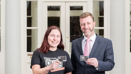 St Michaels Manor is one of the businesses in St Albans to sign up for the OLLIE card. Picture: Jere