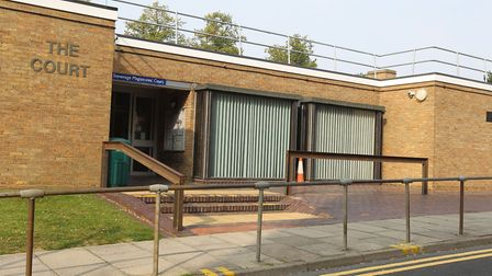 Stevenage Magistrates' Court. Picture: Harry Hubbard.