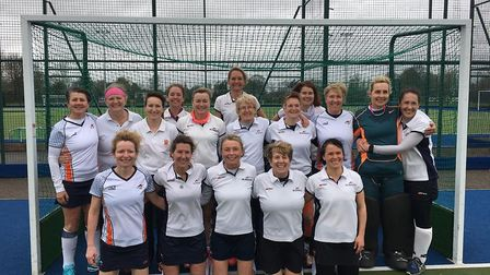 St Albans Hockey Club's over 45 women's team have qualified for a national final.