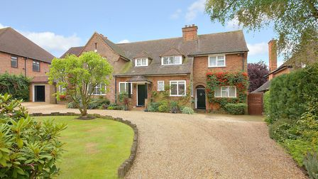37 Newlands Avenue, Radlett, was the fourth most expensive home sold in Herts last year, after chang