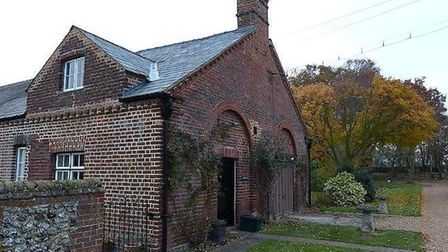 One of Kinsbourne Green's period properties. Picture: Archant