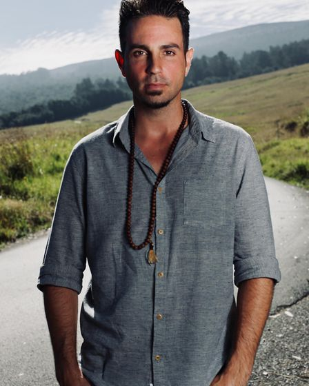 Wade Robson. Picture: Dan Reed/Amos Pictures