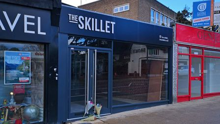 Mike Thalassitis had planned to open The Skillet in Loughton, Essex. Picture: Lewis Pennock/PA Wire