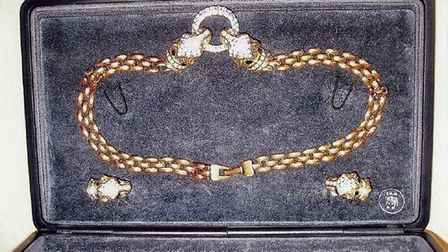 Police have released images of jewellery stolen in a burglary in Watford Road. Picture: Herts Police