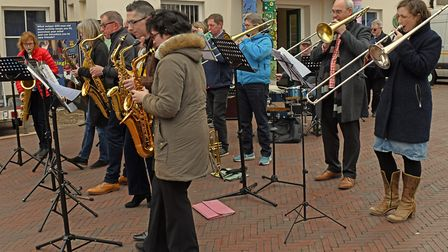 The Bridge Arts Festival took place across Huntingdon and Godmanchester. Picture: ARCHANT